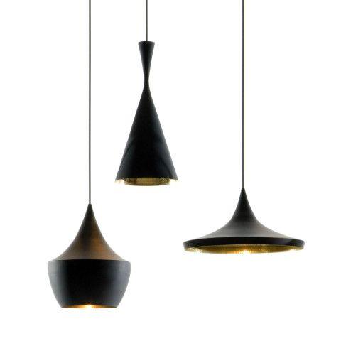Tom Dixon - Beat Light Pendant Lamps #design #studio #lighting