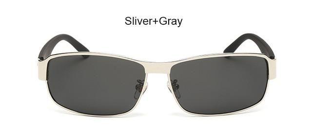 TSHING Men Polarized Sunglasses Brand Designed For Fishing & Driving Sports (oculos UV400)