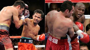 Oscar De La Hoya's analysis of Manny Pacquiao vs Floyd Mayweather Jr.
