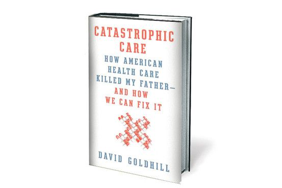"""The Harver Group: Son watched father die, writes book on health care system - David Goldhill's father died from an infection he contracted in a well-regarded New York hospital. That began a quest to investigate America's health care system. In his book """"Catastrophic Care: How American Health Care Killed My Father and How We can Fix It,"""" Goldhill reports that nearly 100,000 Americans die every year from hospital-borne infections. For more related topic: http://hhicfg.com/blog/"""