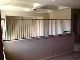 Image Result For Childproofing A Half Wall Half Walls