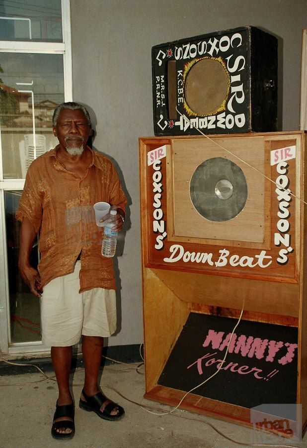 "Clement Seymour ""Sir Coxsone"" Dodd, (January 26, 1932 – May 5, 2004) was a pioneer of the Sound System and a true visionary. His legendary label Studio One on Brentford Road, Kingston was at the epicenter of the Jamaican music industry and helped shaped the sound of ska, rocksteady, reggae, dub and dancehall."