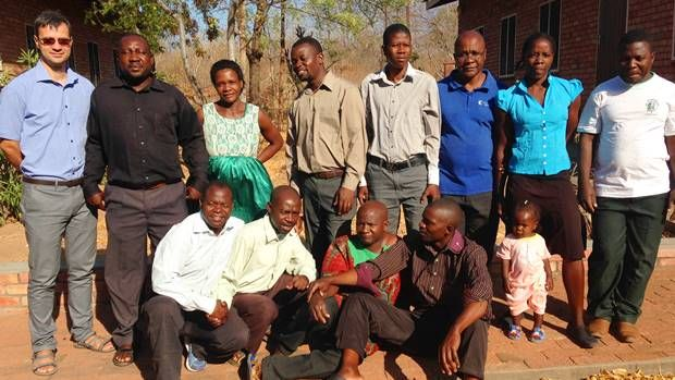 The advancement of the Gospel - Dubei family