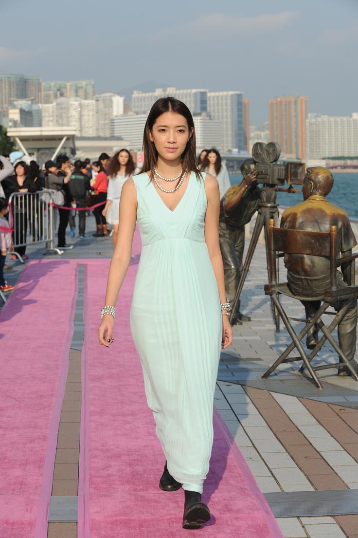 The worlds greatest catwalk Hong Kong 2012