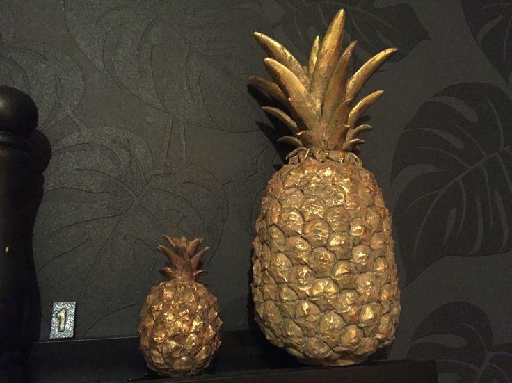 Koppar ananas