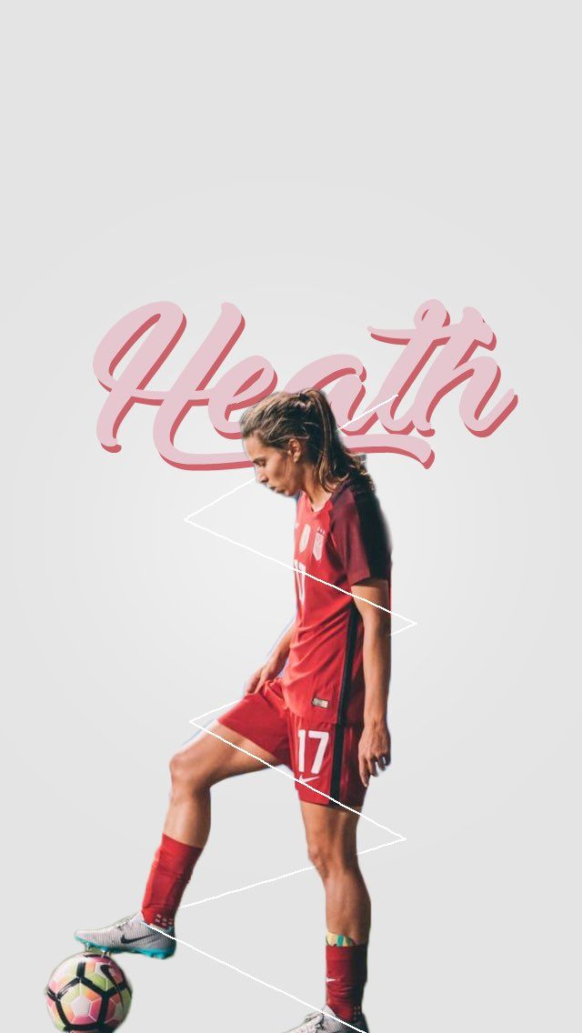 Tobin Heath || Lockscreen