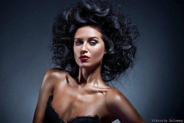 By OMYANENKOTANYA  Hair, texture #erteqoob#hair#fashion#style#curl