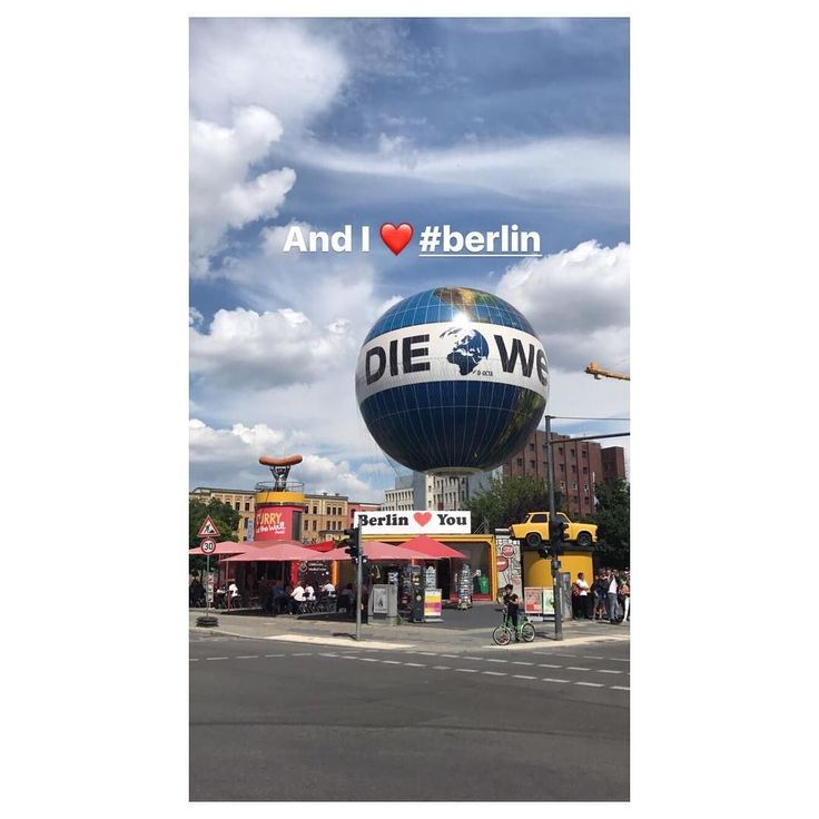 Ich bin ein Berliner #berlinlove #streetart #berlin