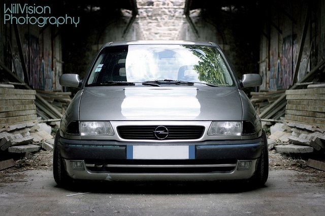 Opel Astra Tiffany German look by WillVision Photography, via Flickr