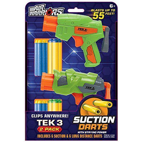 Buzz Bee Toys Tek 3 2 Pack. #Buzz #Toys #Pack