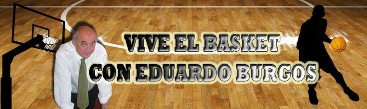 VIVE EL BASKET CON EDUARDO BURGOS: Nuevo récord de visitas diarias en Viveelbasket