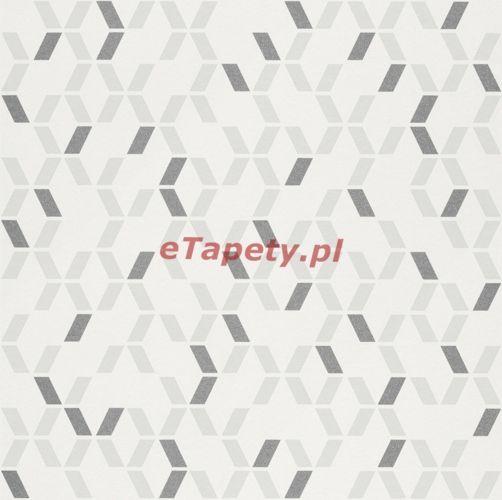 Tapeta ścienna z katalogu JUST ME Rasch  -rozmiar rolki: 53cm x 10m (5,3m2) -rodzaj tapety: papierowa -zalecany klej: Metylan SPECIAL -tapety uzupełniające: 266818, 286731 -termin realizacji: 24-48 h