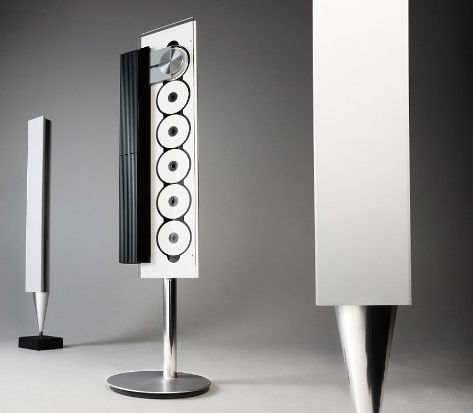 beosound 9000 white bang and olufsen speakers limited. Black Bedroom Furniture Sets. Home Design Ideas