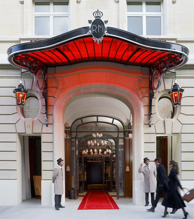 Royal Monceau Hôtel, Paris