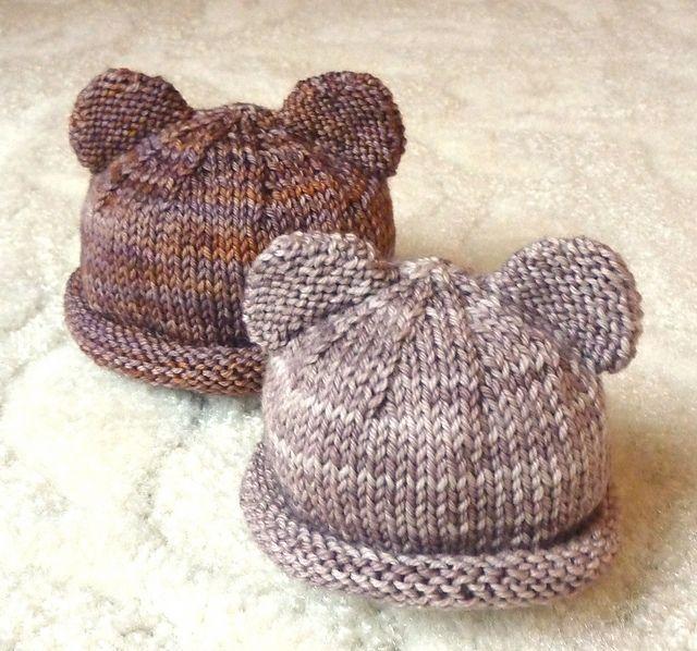 Ravelry: carolyni's Itty Bitty Bear Cubs - free pattern by Carolyn Ingram