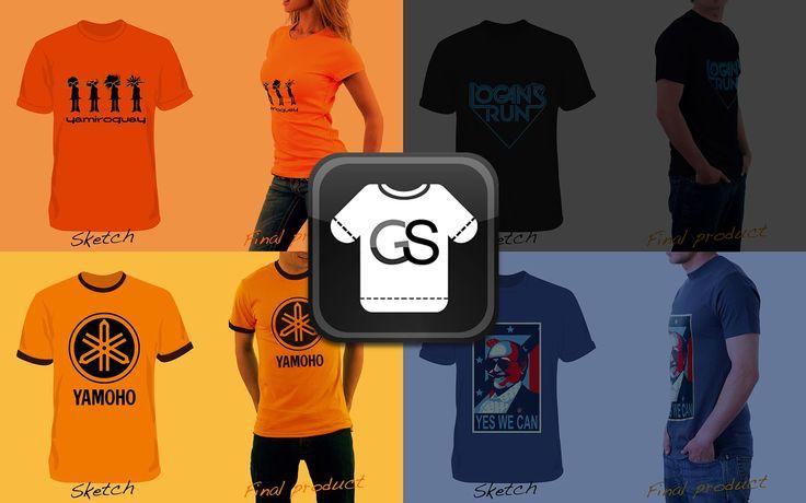 G-Shirt 2014.
