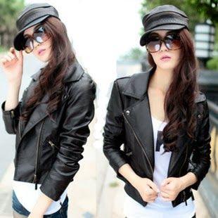 Jual Jaket Wanita Online, lagi bingung cari tempat jual jaket kulit wanita online yang bagus? ini adalah referensi tempat jual jaket kulit wanita berkualitas http://fashionstylepedia.blogspot.com