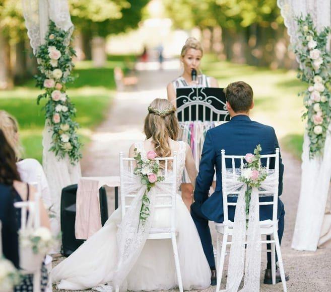 Traureden By Alisa Palm On Instagram Eine Schone Momentaufnahme Von Karolinekirchhof De Hochzeit Wed Wedding Dresses Wedding Dresses