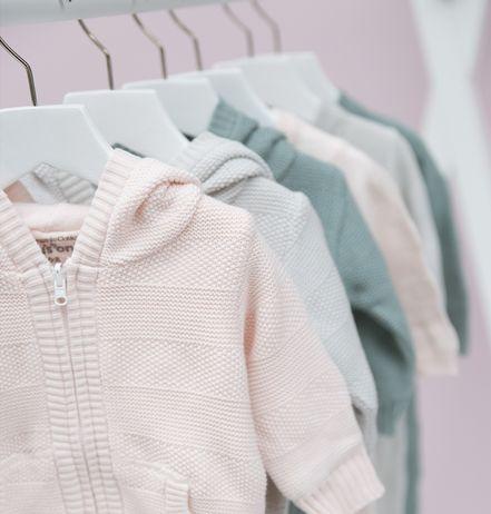 Maglioncino con cappuccio e zip Baby's Only vari colori - Casa Del Bambino Articoli Infanzia