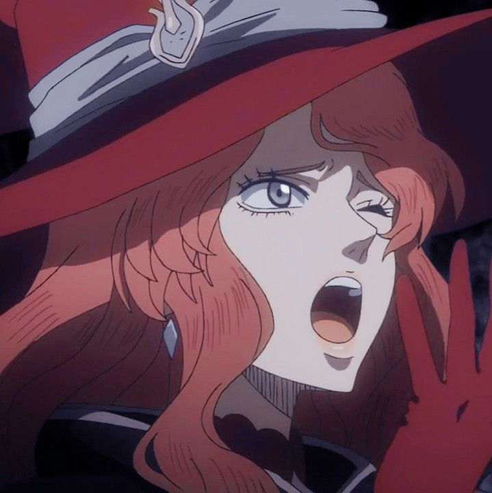 Vanessa Enoteca Black Clover Anime Black Clover Manga Anime