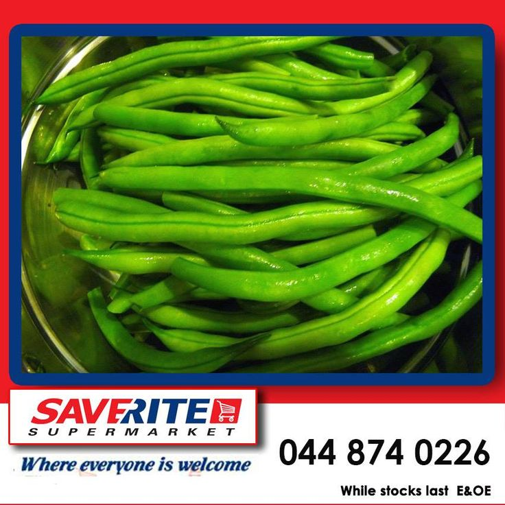 Green beans taste good cooked or raw, but did you know that they work as a diuretic? This means that they can be used to treat diabetes. #health #lifestyle #groceries