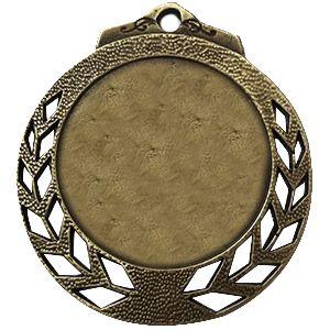 Medalla super especial, con logo personalizado a full color