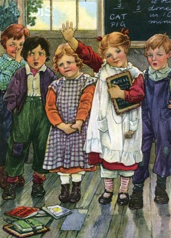 Children - Clara M Burd