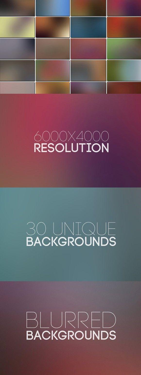 Blurred Backgrounds. Designer #blurred #background