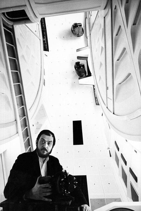 Stanley Kubrick - 2001: A Space Odyssey.