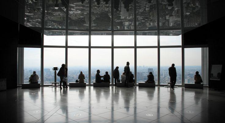 Tokyo City View à Roppongi Hills