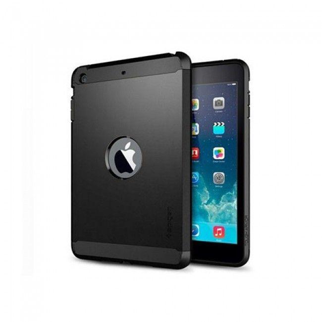 Hybrid (Musta) iPad Air Suojakuori - http://lux-case.fi/ipad-air-suojakuoret.html