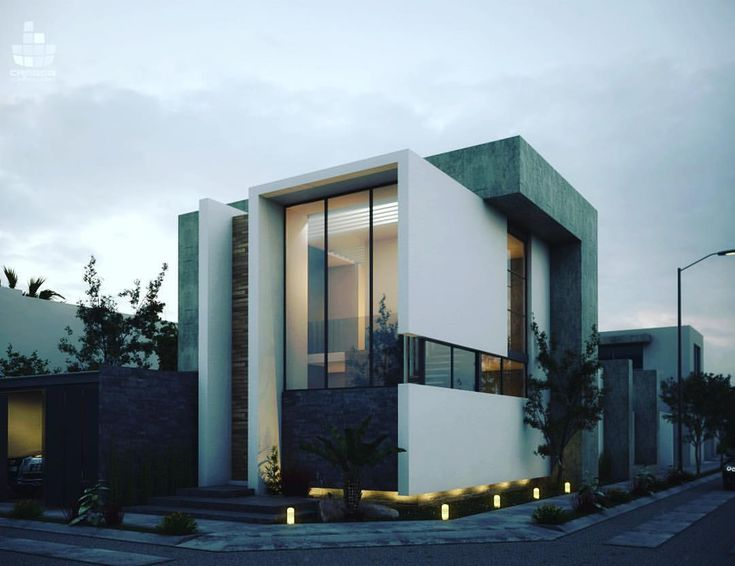 95 best creasa mx images on pinterest mansions villas for Small house facade design