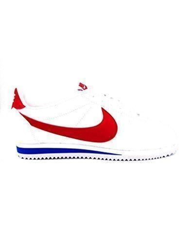 Oferta: 85€. Comprar Ofertas de Nike Classic Cortez Leather, Zapatillas de Running para Hombre, Blanco (Blanco (White/Varsity Red-Varsity Royal)), 42 EU barato. ¡Mira las ofertas!