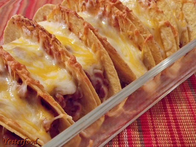 Home Fast Food: Oven Tacos