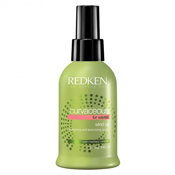 Redken Curvaceous Wind Up 145ml (N)