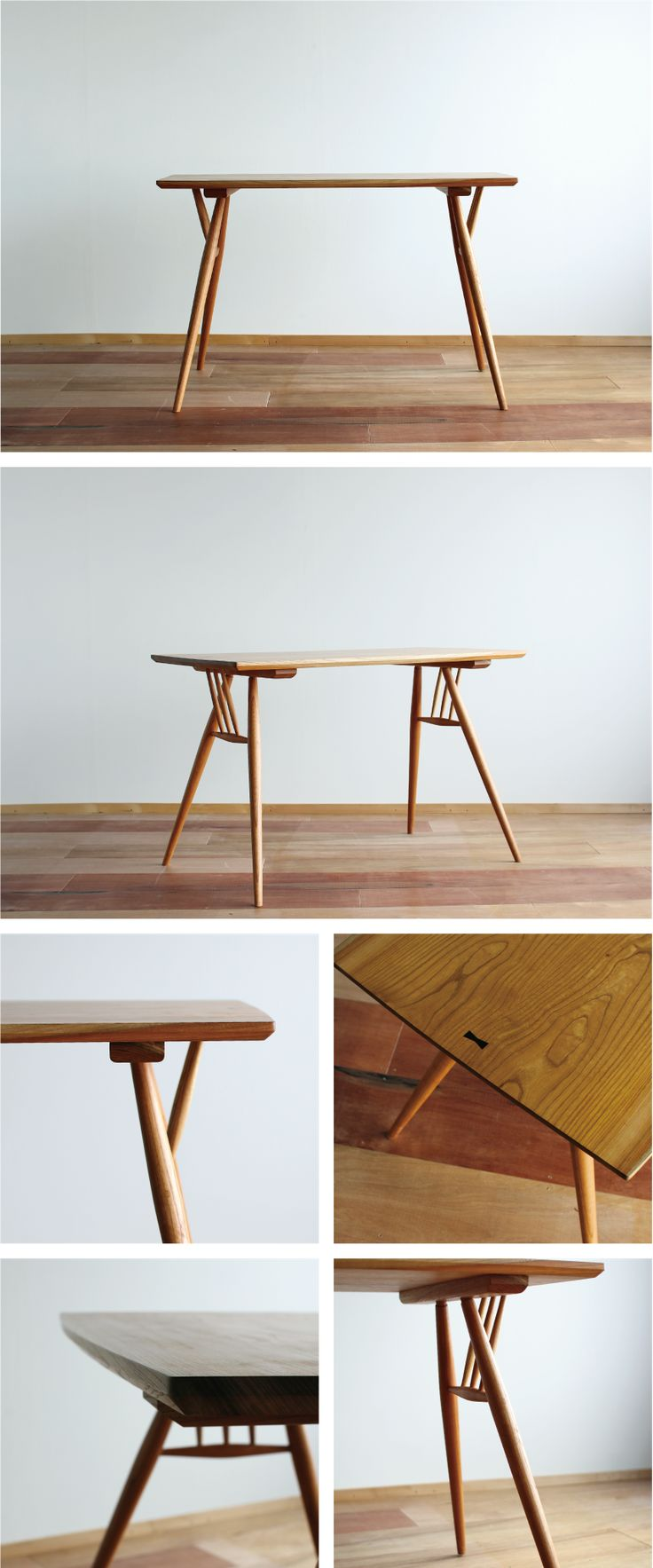 Dining tables gerrit industrial style rustic pine iron dining table - 593 Best Images About Furniture On Pinterest Teak Chairs And Industrial