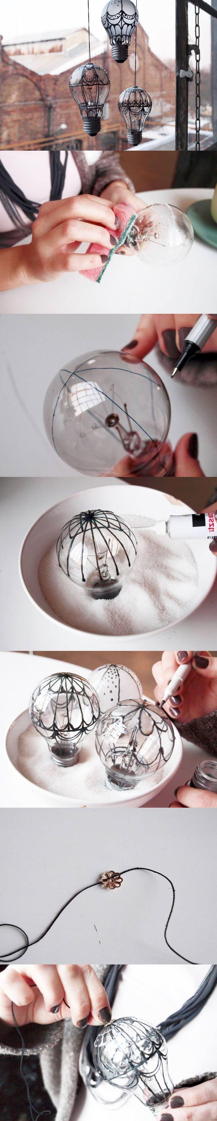 diy-colgante-de-bombillas-recicladas                                                                                                                                                                                 Más