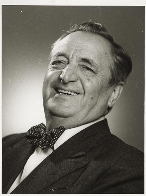 Hans Moser * 6. August 1880 in Wien; † 19. Juni 1964 in Wien