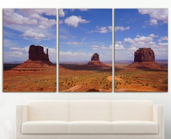 Beautiful Sunset Wall Decor For Home Sunset Over Water Wall Etsy Large Canvas Prints Monument Valley Sunset Wall Decor