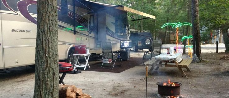 25 Best Ideas About Campgrounds In Nj On Pinterest Cape