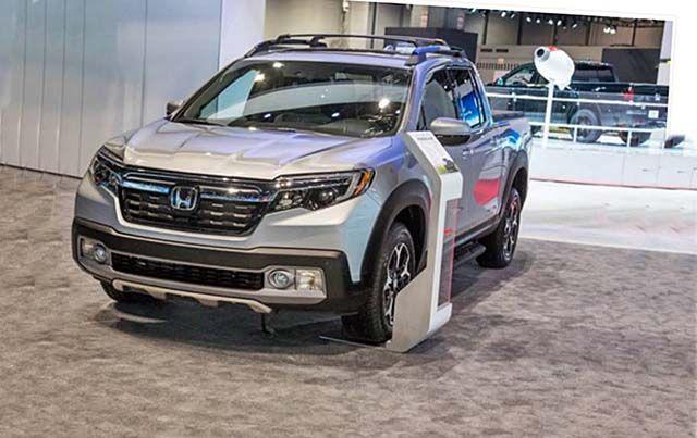 2020 Honda Ridgeline Hybrid Honda Ridgeline Honda Truck Honda