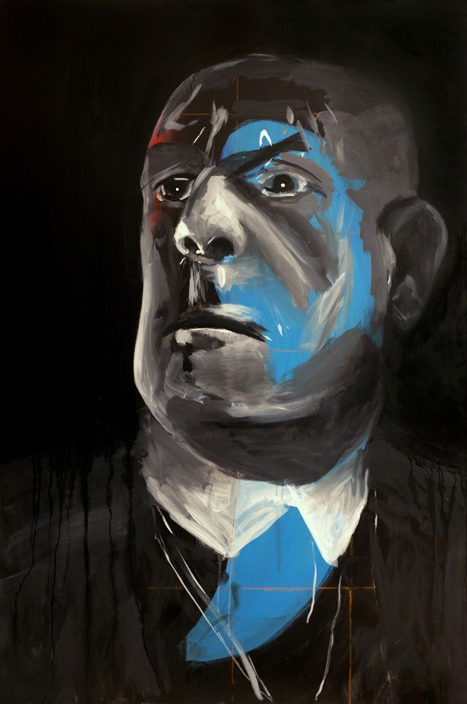 The Unfinished Finn - A Sibelius Portrait by Jack Kennerly - Interview & Feature with the artist, son of famed photographer David Hume Kennerly - The Dust of Hue