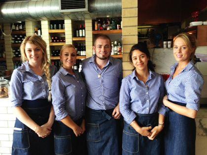 Cargo Crew - Spendelove Bistro - Online Uniform Shop Australia