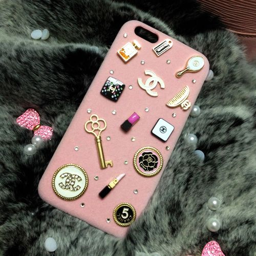 シャネル iphone7/iphone7plus ケース 素敵 可愛いカバー 女性向け 彼女プレゼント 人気カバー