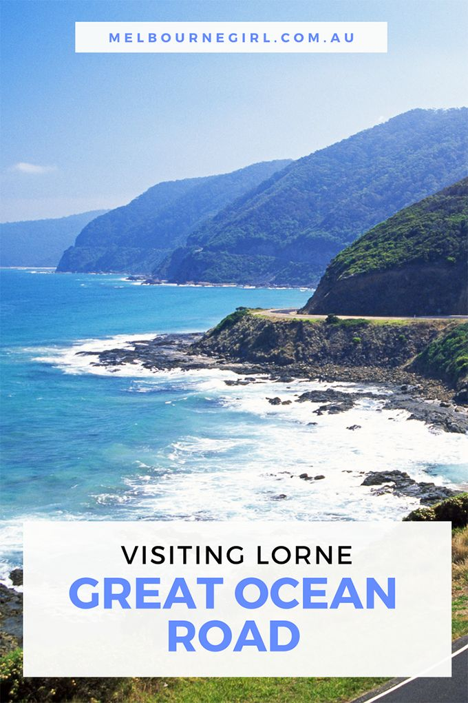 Visiting Lorne on the Great Ocean Road