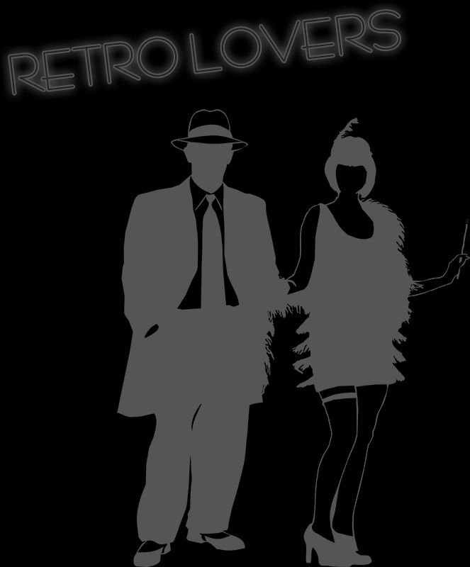 Retro Lovers (Davy's Grey) 2014 Collection  -  © stampfactor.com