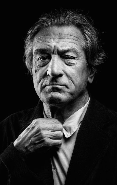 Robert De Niro,  Cannes 2011 // photo by Denis Rouvre