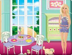 joga Barbie - Minha Casa online