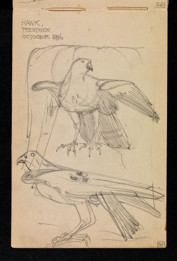 Hunterian Art Gallery Mackintosh collections: GLAHA 53012/26