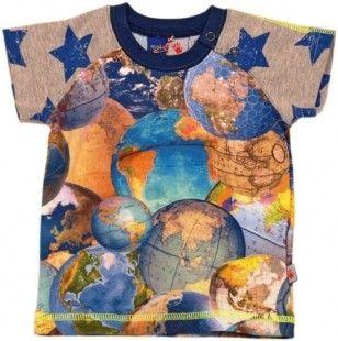 Molo Kids | Camiseta Egon Planet